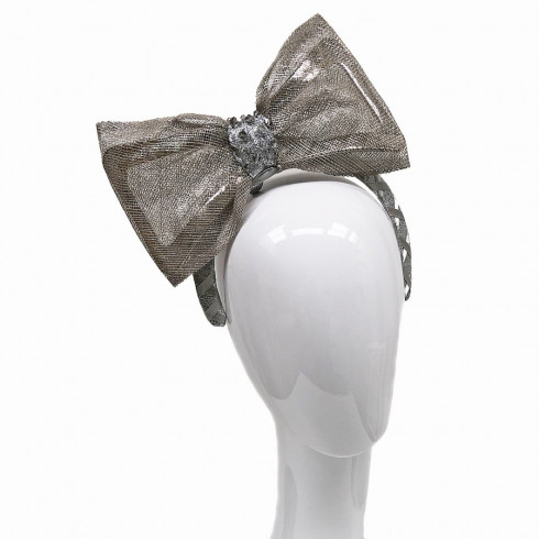 Cosmo Bow Silver - (Buy Now)