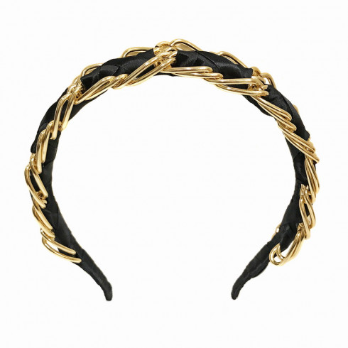 Twisted Chain - (Made to Order)