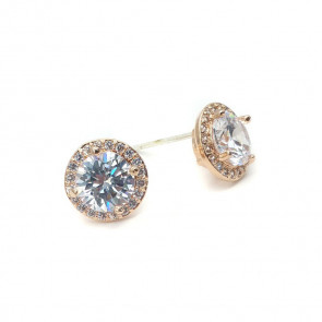 Mia Rose Gold Studs - (Buy Now)