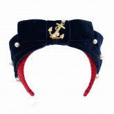 Audrey Nautical Red/Navy Medium - (Buy Now)