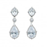 Kate Earrings Clear Cystal - (Buy Now)