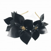 Queen of Scots Black - (Made to Order)